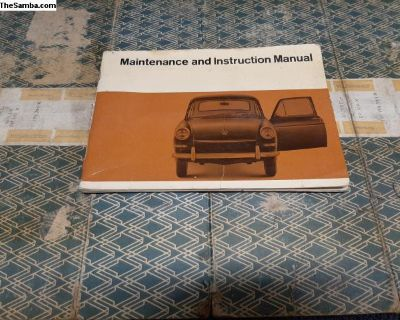 Type 3 owners manual #2