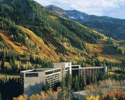 Beautiful studio unit at resort, sleeps 2 - Salt Lake Mountain Resorts
