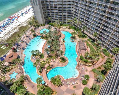 Ocean Front and Best Pool in Panama City! - Panama City Beach