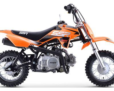 2021 SSR Motorsports SR70 Auto Motorcycle Off Road North Mankato, MN