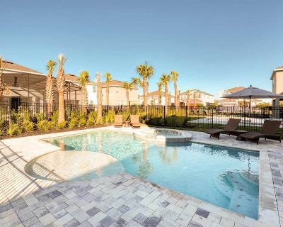 Luxury Villa with Private Pool on Encore Resort at Reunion, Orlando Villa 4453 - Four Corners