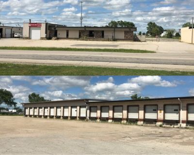 42 + Door - Cross-Dock Trucking Terminal / 3.60 Acres