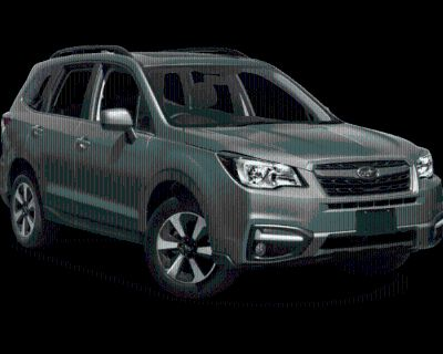 Pre-Owned 2018 Subaru Forester 2.5i Limited AWD 4D Sport Utility