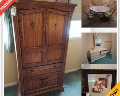 Feasterville-Trevose Estate Sale Online Auction - Hunter Drive