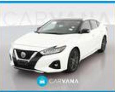 2020 Nissan Maxima White, 3K miles