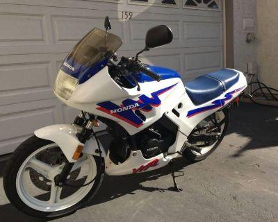 FS Baby Interceptor Sportbike - Honda