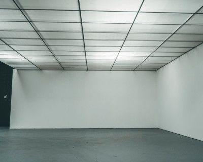 Multi Set Warehouse w/ Interchangeable led light Ceiling, Atlanta, GA