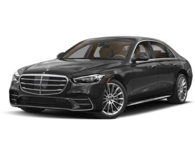 New 2021 Mercedes-Benz S-Class S 580 4MATIC With Navigation & AWD