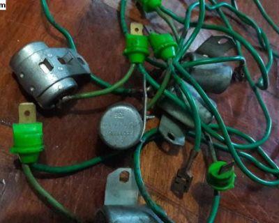 NOS Bosch Ignition Condenser 1237 330 120