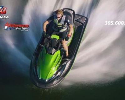 2022 Kawasaki STX 160X