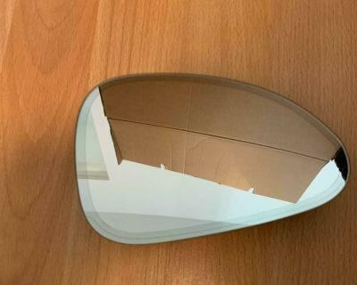 991 / 981 GT3 & SportDesign Aspheric (wide angle) Euro mirror glass. Auto-dim/heated