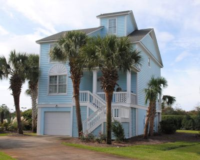 Home featuring ocean vista with pool access located within Litchfield By the Sea. - Litchfield by the Sea