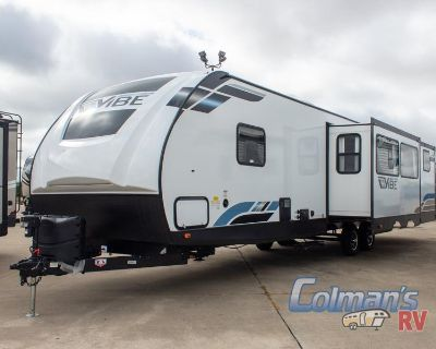2021 Forest River Rv Vibe 34BH