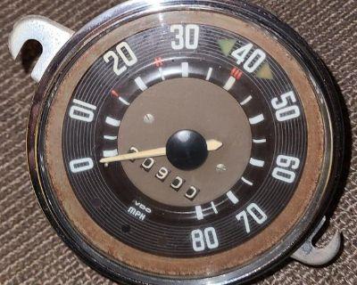 5/63 Speedometer