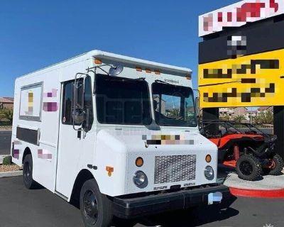 2006 WorkHorse GM Diesel Step Van Kitchen Food Truck with Pro-Fire