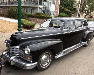 1948 Cadillac Limousine