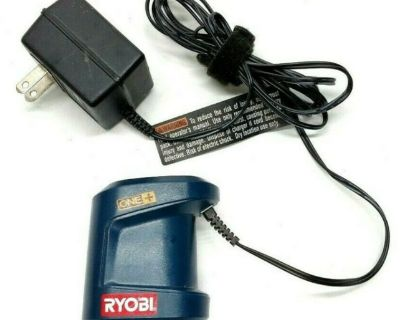 Ryobi CHARGER Mini for 18 Volts for Ni Ca ONLY Batteries
