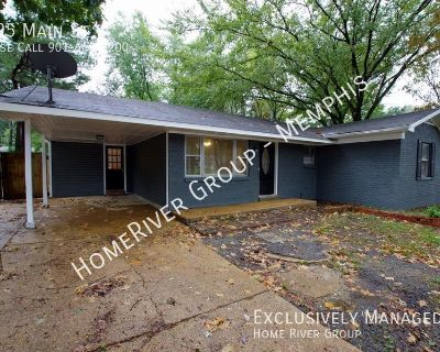 Completely Renovated Southaven Home!