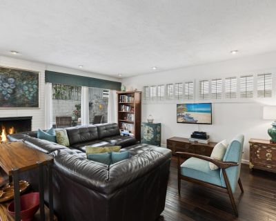 Great Value So Close to the Beach! Lovely Private Patio! - West Newport