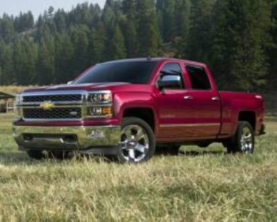 2015 Chevrolet Silverado 1500 LT with 1LT Double Cab Standard Box 4WD