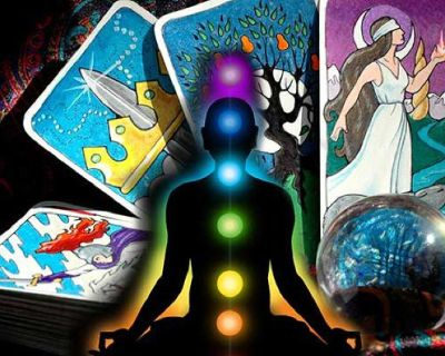 psychic reader & healer