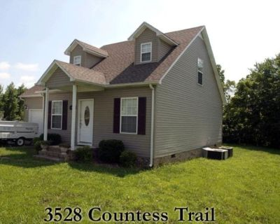 3BR house in Cookeville
