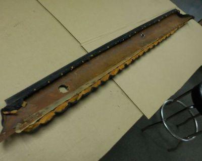 1973-1977 Oldsmobile Cutlass Left Upper Door Panel Metal Brace