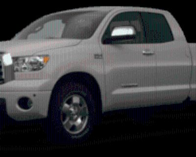 2008 Toyota Tundra Limited Double Cab 6.5' Bed 5.7L V8 RWD