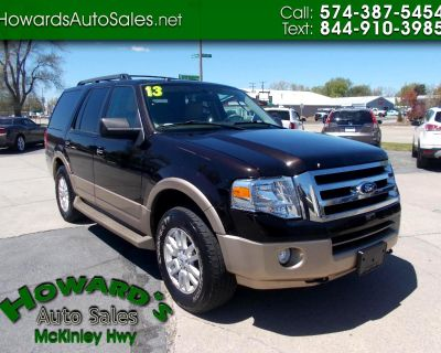 Used 2013 Ford Expedition 4WD 4dr King Ranch