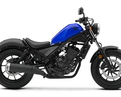 2018 Honda Rebel 300 Cruiser Norfolk, VA