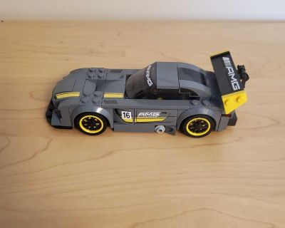 Lego Speed Champions Mercedes AMG GT3 AS IS