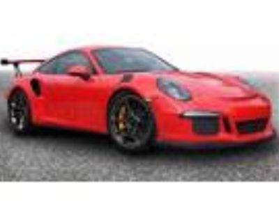 2016 Porsche 911 Orange, 1098 miles
