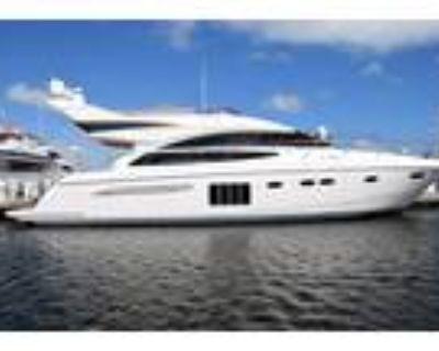 Princess - Flybridge Motor Yacht
