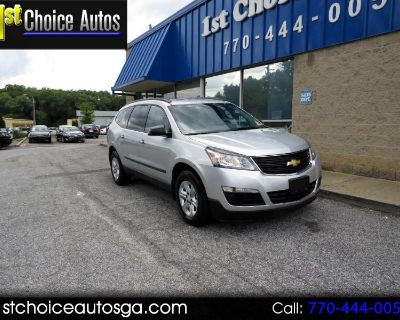 Used 2016 Chevrolet Traverse FWD 4dr LS w/1LS