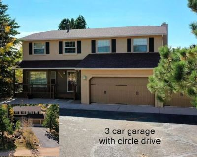Beautiful Home w/Bdrm on main level, Mountain View & close to Air Force Academy - Black Forest