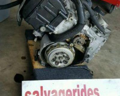 N128 11-14 Suzuki Gsxr 600 750 Engine Motor Trans