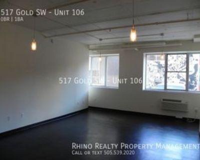 517 Gold Ave Sw #106, Albuquerque, NM 87102 Studio Apartment