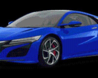 2017 Acura NSX Standard