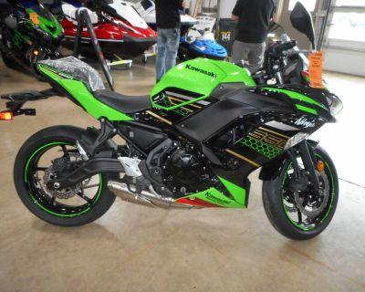 2020 Kawasaki Ninja 650 KRT Edition Sport Belvidere, IL