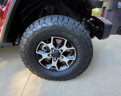 North Carolina - 2021 Rubicon Wheels and Tires $1300