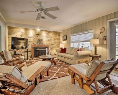 Waterfront Annapolis Home: Fire Pit & Fishing Pier - Annapolis