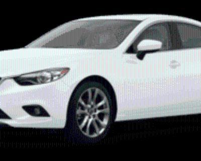 2014 Mazda Mazda6 i Grand Touring
