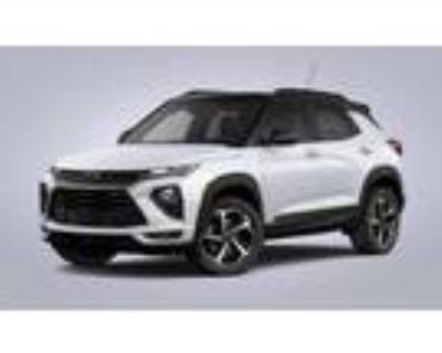2021 Chevrolet trail blazer White