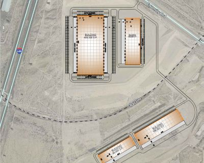 Industrial Vacant Land, Build to Suit- Sunport South
