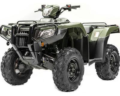 2020 Honda FourTrax Foreman 4x4 ATV Utility Norfolk, VA