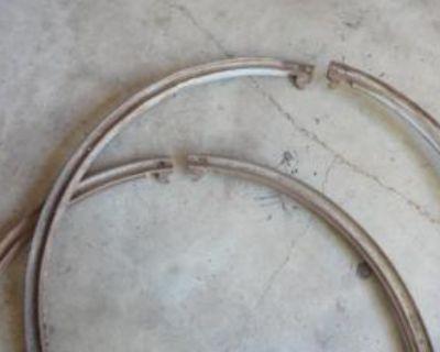 """25"""" wheel lock rings"""