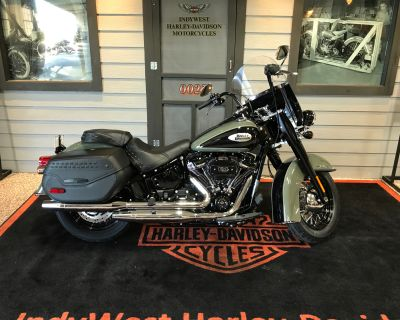 2021 Harley-Davidson Heritage Classic 114 Softail Plainfield, IN