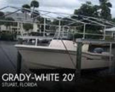 20 foot Grady-White 209 Fisherman