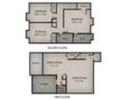 Spaxel Hidden Colony LLC - 3 Bedroom Townhome  1517 SF.