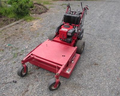 """36"""" LAWN MOWER GRAVELY COMMERCIAL GREAT CONDITION!!!"""